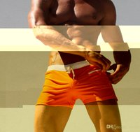 Wholesale NEW Sexy Men s Boxer Briefs Swimming Swim Shorts Trunks Swimwear Pants Underwear