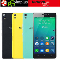 Wholesale Original Lenovo K3 Note K50 T5 K50 T3s Android Mobile Phone MTK6752 Octa Core G FDD LTE MP Camera G RAM GB ROM