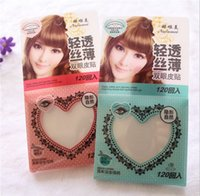Wholesale HOT super thin invisible antibacterial breathable realistic natural not easy to take off back to the charming eyes