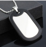 Wholesale Black Silicone silencers for army dog tags Rubber dog tag silencers Circle shapes