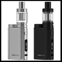 Wholesale Authentic Eleaf iStick Pico Kit Firmware Upgradeable With W Pico box Mod VW Bypass TC ml Melo Mini Tank New Colors