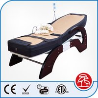 Wholesale Father Mother Gift New Japan Choyang Electric Hot Stone Acupressure Medical Acrofine TherapyThai Massage Bed