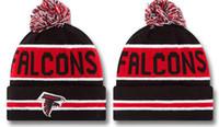 best garden sale - top Sale newst best quality Atlanta Beanies Winter High Quality Falcons Beanie Men Women Skull Caps Skullies Knit Cotton Hats