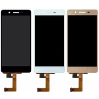 bar tags - AAA Quality New LCD Lens Screen Touch Digitizer Assembly For Huawei GR3 Enjoy S GR3 TAG L01 display Black White Gold