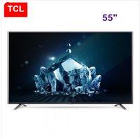 Wholesale TCL inch Ultra HD K intelligent LCD TV Ultra thin ultra narrow TV DHL
