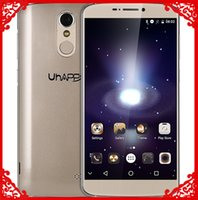 Wholesale Uhappy UP350 G Phablet Android inch MTK6737 Quad Core GHz GB RAM GB ROM Fingerprint Scanner Dual Cameras