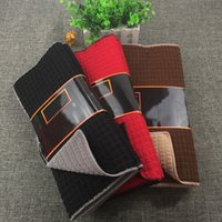 bamboo dish mat - cm Microfiber Dish Drying Mat For kitchen microfiber cushion pad Tableware drying mat colors