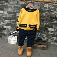Broadcloth best christmas sweater - Novelty New Fashion cool Boys Clothes boy T Shirt Children Spring Autumn zipper Printed Sweater Hoody Funny Kids Shirts Best tops Tee A174