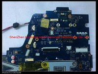 Wholesale original for Toshiba Satellite A660 A665 laptop K000106380 NWQAA LA P HM55 DDR3 M Non integrated motherboard fully tested