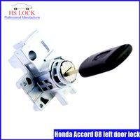 accord training - Hot sale professional Locksmith Supplies Honda Accord left door lock With Car Key Locksmith Tools Training Car Lock