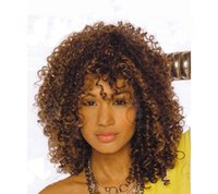 africa colors - Africa Europe and the United States selling chemical fiber wigs in Africa four colors show small volume show temperament