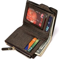 Wholesale Men s wallet Fashion style Got a zip