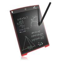 Wholesale 8 Inch Portable LCD Digital Writing Tablet Drawing Tablet Handwriting Pads message board Cadeau for Kids student