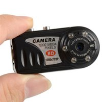 best mini video camcorder - Best Quality Mini DV Camcorder P Q5 Video Resolution Infrared Night Vision Camcorder Digital Video Recorder A0096