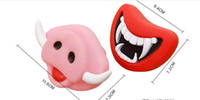 Wholesale Durable Safe Funny Squeak Dog Toys Lip Sound Dog Playing Chewing Puppy Make The Dog Happy