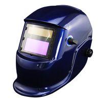 automatic welding helmet - Blue Li Battery Solar automatic darkening welding helmet for MMA TIG MIG welder and plasma cutter