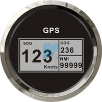 Wholesale KUS Boat GPS Digital Speedometer Electric Speed Gauge Car Truck Marine mm