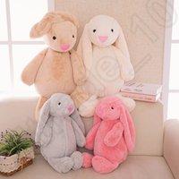 achat en gros de plush rabbit toy-30cm lapin de Pâques courte peluche lapin jouets animaux de peluche animaux poupée lapin peluche pour les enfants LJJO1084