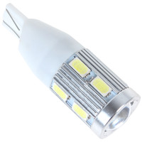 Wholesale 600LM V W T15 W16W x SMD CREE High Power Projector LED Car Light Chip Super LED Car Lamp White CLT_016