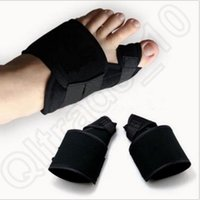 Wholesale Foot Pain Relief Hallux Valgus Big Toe Bunion Splint Straightener Corrector Foot Care Supply pair CCA5562 pair