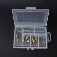 Wholesale Storage Box Electronic Jewelry Parts and Component Plastic Toolbox Casket SMD SMT Screw Fishing Hook Container Box