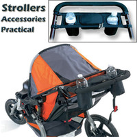 Wholesale Strollers In Multifunction Practical Trolleys Portable Baby Hanging Bag Bottles Bag Child Car Collocation Cup Bag