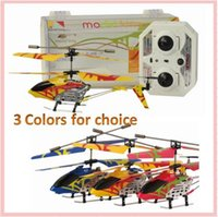 big outdoor rc helicopter - 2017 Shuttle Model Mini Indoor outdoor Remote Control Axial Metal RC Helicopter with Light Built in Gyroscope Kids Toy Gift