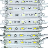 Wholesale LED light module waterproof superbright SMD5630 LED light module Cool White Warm White Red Yellow Blue Green DC12