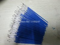 acrylic paint ink - Transon fine circle head Rod nylon painting brushes for oil acrylic painting Gel Pen set high quality