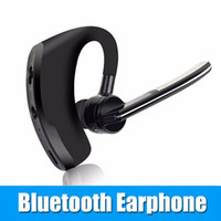 Wholesale Bluetooth Headset V8 Voyager Legend Wireless V4 Business Stereo Headphone Earphones With Mic Ear hook Handfree for iPhone Smart Phones