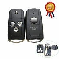 Wholesale H0130 Flip Folding Remote Control MHZ For Car Honda Civic button ID46 chip remote car key