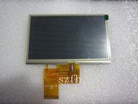 Wholesale original new Tape tp kd50g23 nb a1 revc gps navigation screen with touch kd50g23