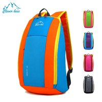 Wholesale 2016 new Nylon Backpack backpack outdoor mountaineering bag running backpack female leisure travel travel backpack male
