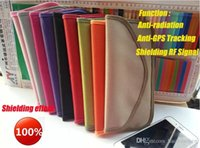 Wholesale New DW5 Oxford cloth Anti radiation Anti Signal pregnancy radiation protector Anti radiation Signal GPS Cell Phone case bag