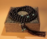 Wholesale Ebony beads bracelet bracelets Gaomi Yiwu small commodity market source hot jewelry