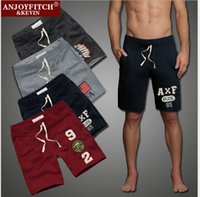 Wholesale Cotton Men s Beach Shorts Summer Swimmer Short Pants for Man Casual Male Sporting Shorts Brand Designer Trousers JMS