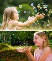 Wholesale Bubble folding le Bubble boy A bubble toys outdoor fun sports