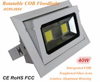 ac installations - AC110V V Intergrated COB Flood Light W Indoor Flood Lamp lm w Surface Moundted and Recessed Installation Indoor Wall Cast Lights