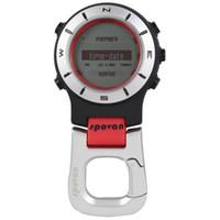 Hot Sale-Bonne affaire 3ATM Waterproof II Multifonctions Outdoor Sports Handheld Baromètre de montre Altimètre Thermomètre Boussole Chronomètre