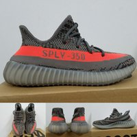 animal plastic shoes - With Original Box Boost sply V2 Season Running Shoes SPLY Sneakers Running Shoes Kanye West v2 Boosts Pirate Black