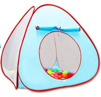 Wholesale The hot new Baby s toys Children s tent Convenient to carry more choice baby toys ocean ball game room