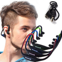 android ip phone - S9 Sport Wireless Bluetooth Earphone Headphones headset for ip galaxy S5 S4 Android with microphone