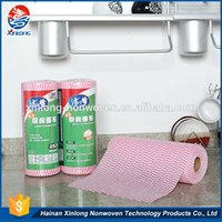 antibacterial cleaning cloths - High quality promotional eco friendly antibacterial kitchen table cleaning dish cloths
