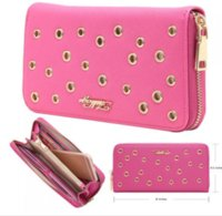bags meetings - Aitbags Women s Single Zip Around Synthetic Leather Clutch Organizer Wallet Bussiness Meeting Small Nice Super Good