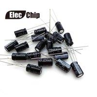 aluminum alum - Aluminum electrolytic capacitor uF V CAP ALUM