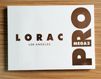 Wholesale LORAC Limited Edition Holiday Mega PRO Palette Eye Shadow Color Makeup pro dropshopping free shpipping