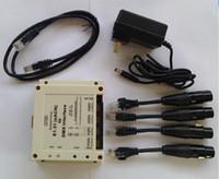 Wholesale For LSP Light Show Pro E1 sACN to DMX Interface Bridge DMX512 over ethernet total DMX512 Universes output