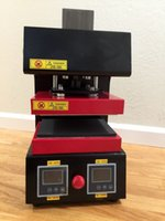 Wholesale rosin press Electric with x8 inch double sided heating plates