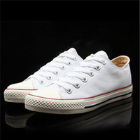 Wholesale 2017 Original Chuck Tay Lor Sneakers Shoes for Men Women Sneakers Casual Low Top Classic Skateboarding Canvas Womens Mens Casual Shoes