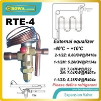 chicken run - RTE expansion valve makes the refrigeration or the air conditioning plant run to the optimum capacity as per the requirements